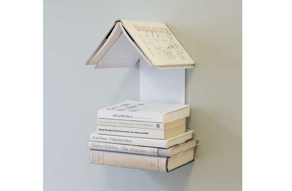 House-Shaped Bookshelves