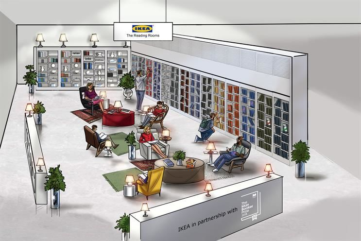 In-Store Reading Lounges