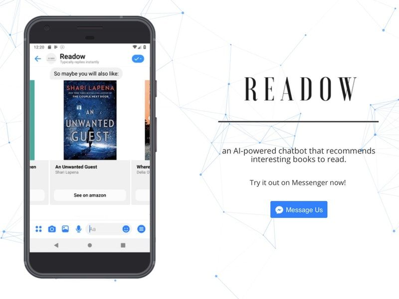 Book-Recommending Chatbots