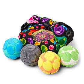 Jelly-Based Bath Bombs