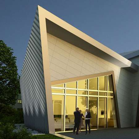 Mansion Delivery Daniel Libeskind S Ready Made Villa
