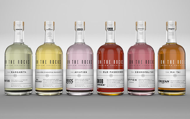 Ready-Made Premium Cocktails