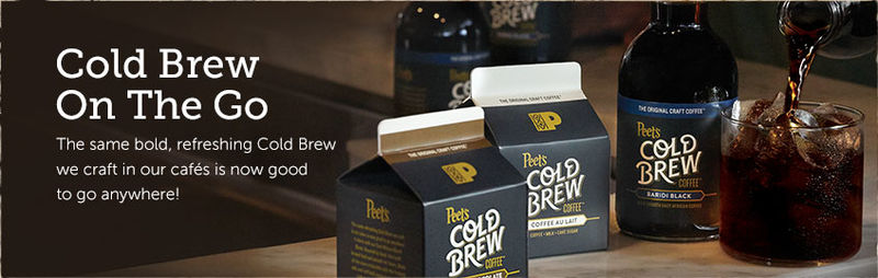 Convenient Cold Brew Cartons