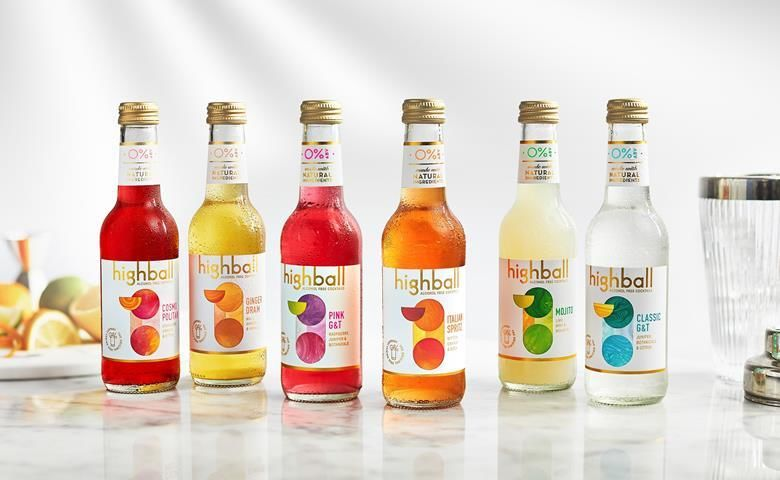 Alcohol-Free Ready-to-Drink Cocktails