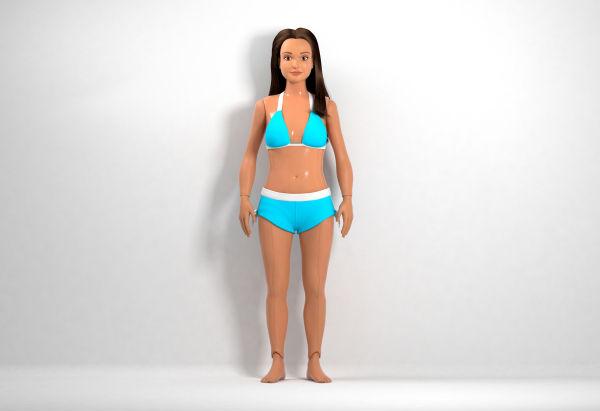 Realistic Teen Dolls