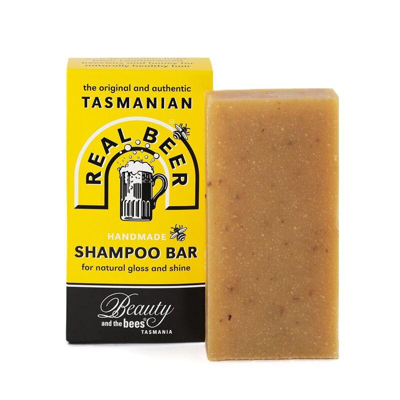 Beer Shampoo Bars