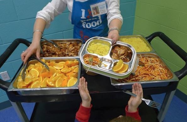 Sustainable School Lunch Clubs