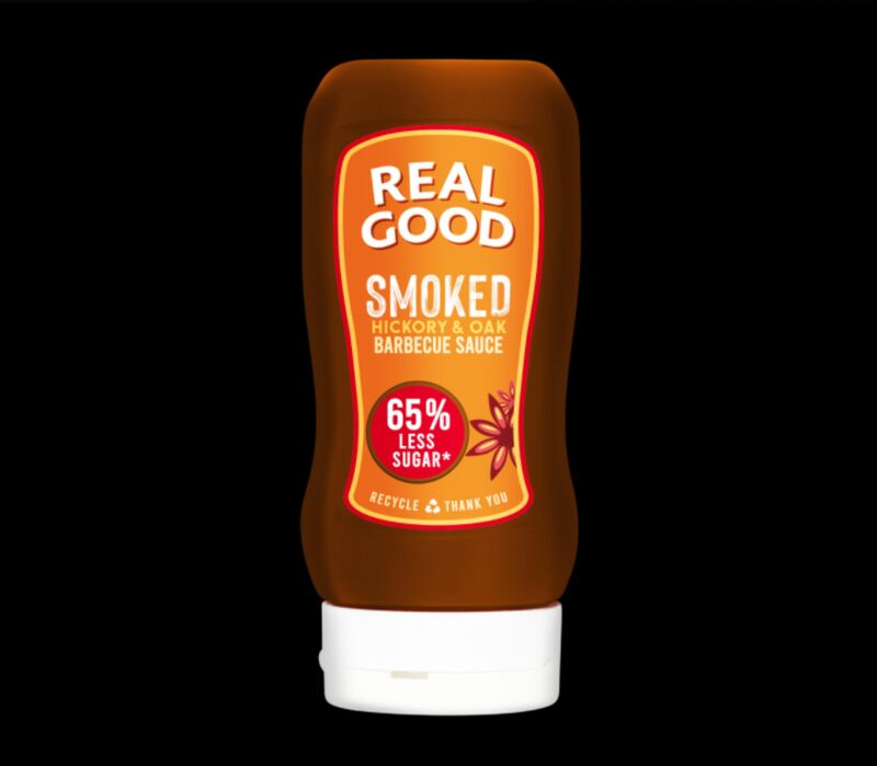 Reduced Sugar BBQ Sauces