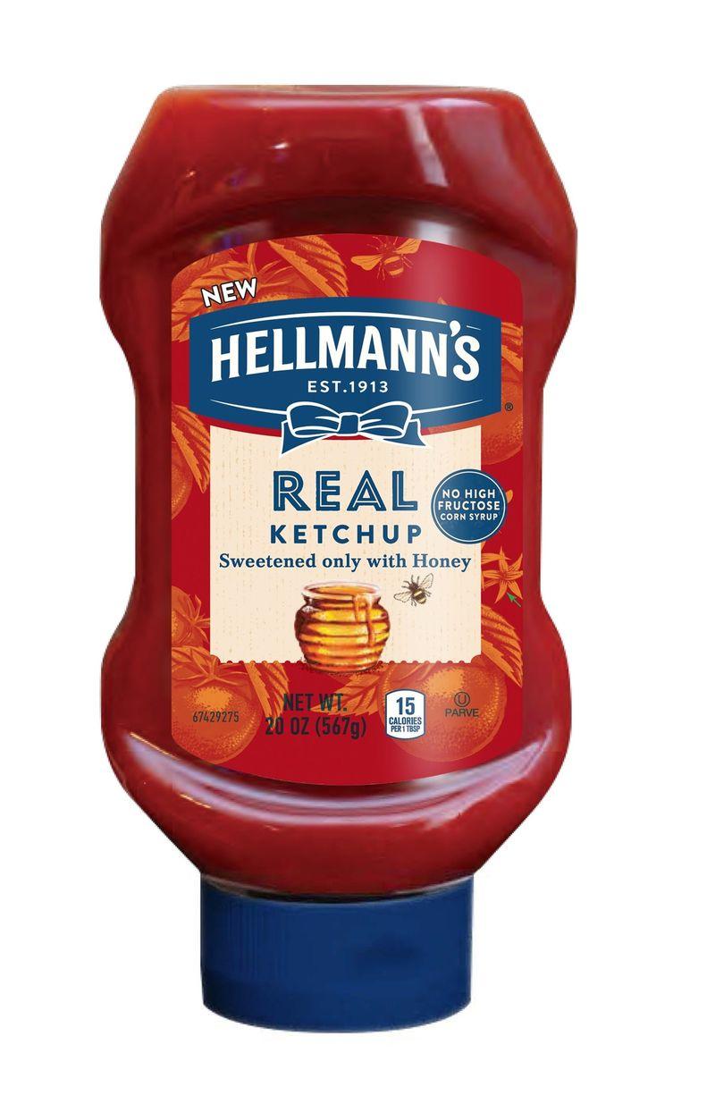 Naturally Sweetened Ketchups
