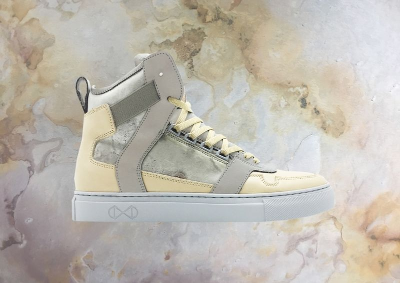 Stone-Infused Sneakers