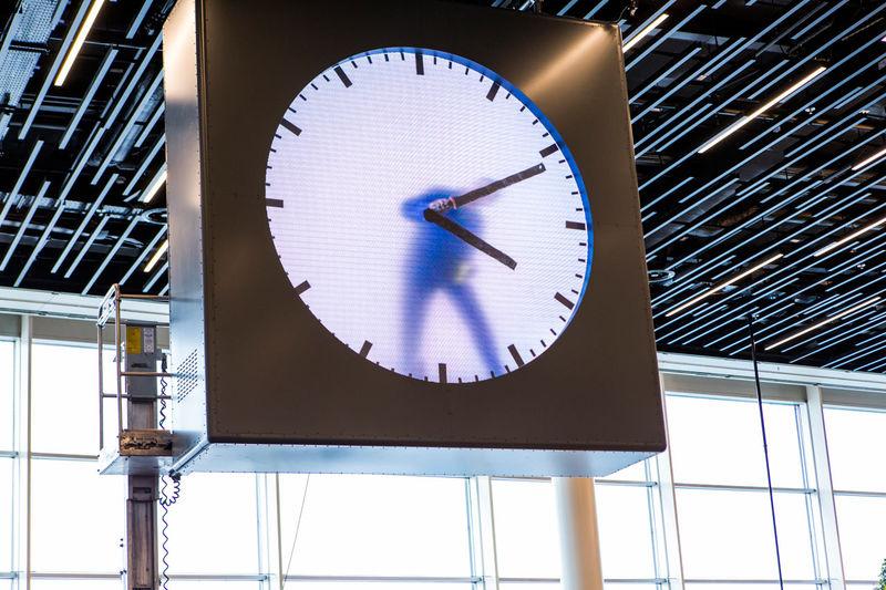 Real Time Clock Displays