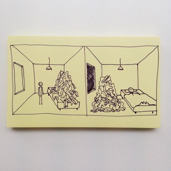 Hilarious Adulthood Drawings