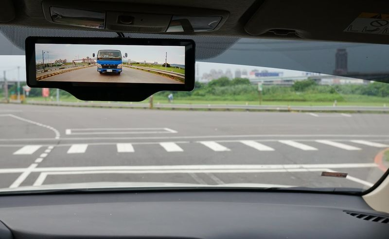 Blindspot-Eliminating Rearview Mirrors
