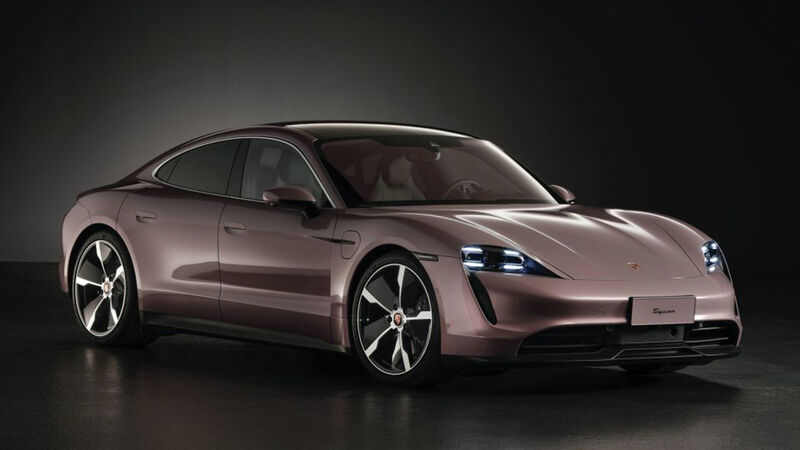 Rear-Wheel-Drive Electric Sports Cars