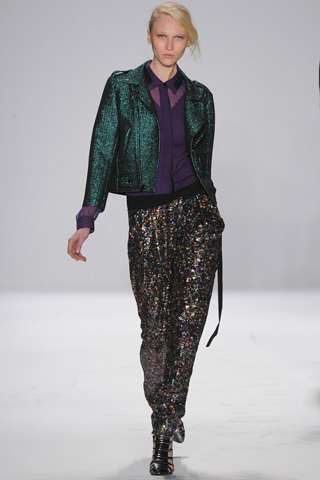 Opulent Jewel-Toned Styles