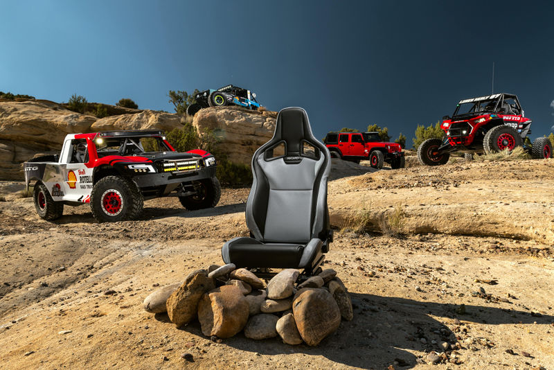 Supportive Off-Road Car Seats