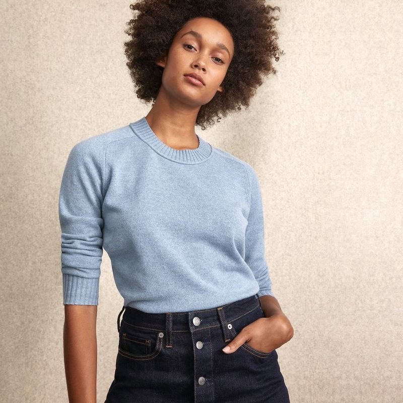 Recycled Cashmere Sweater Collections
