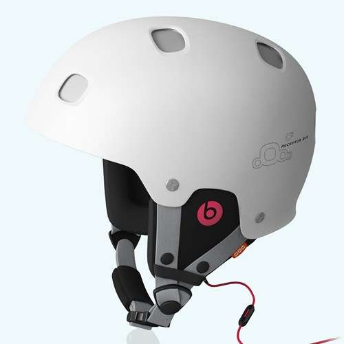 Hybrid Headphone Helmets