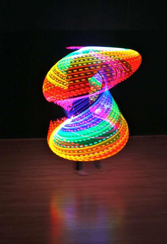Rave-Ready Neon Toys