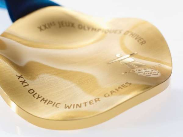 Eco-Friendly Olympic Medals