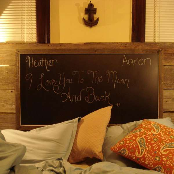 Bed-Ridden Blackboards