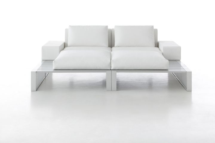 Sleek Modular Couches