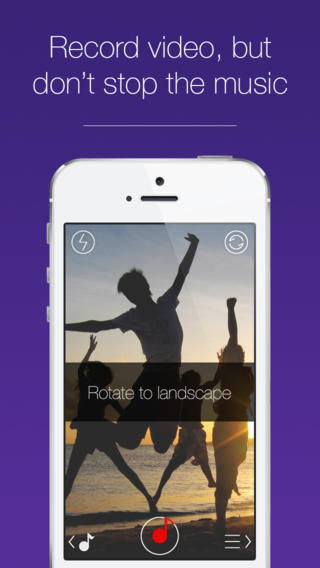 Uninterrupted Musical Video Apps