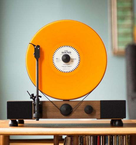 Levitating Vinyl Players