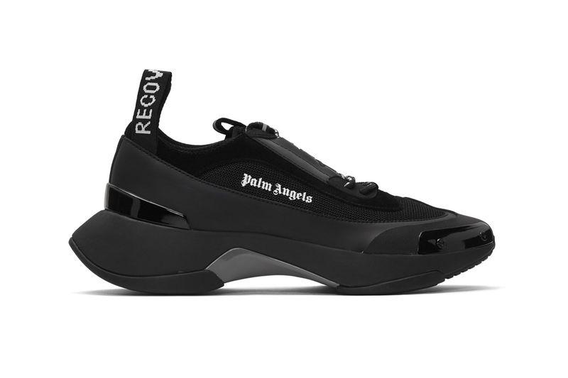 Laced Sporty Luxe Footwear