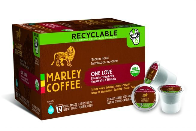 Easily Recyclable Coffee Capsules