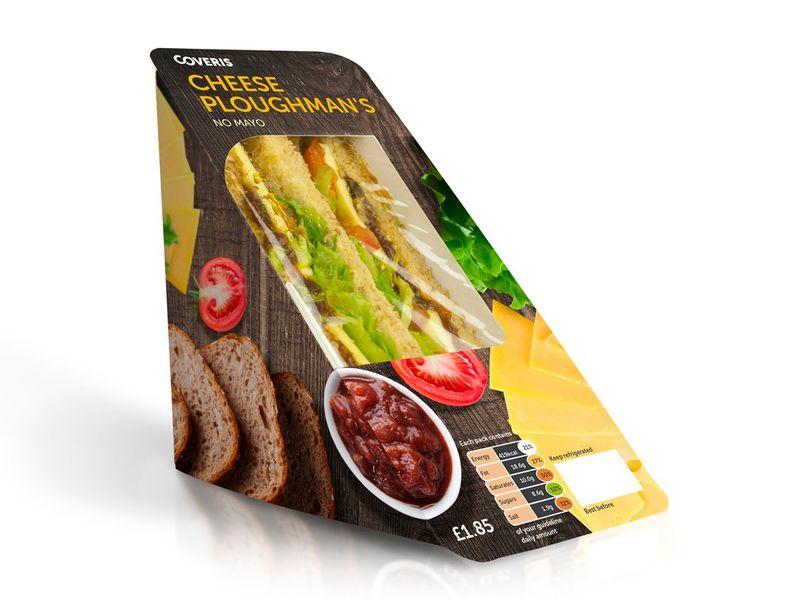 Eco Sandwich Packaging