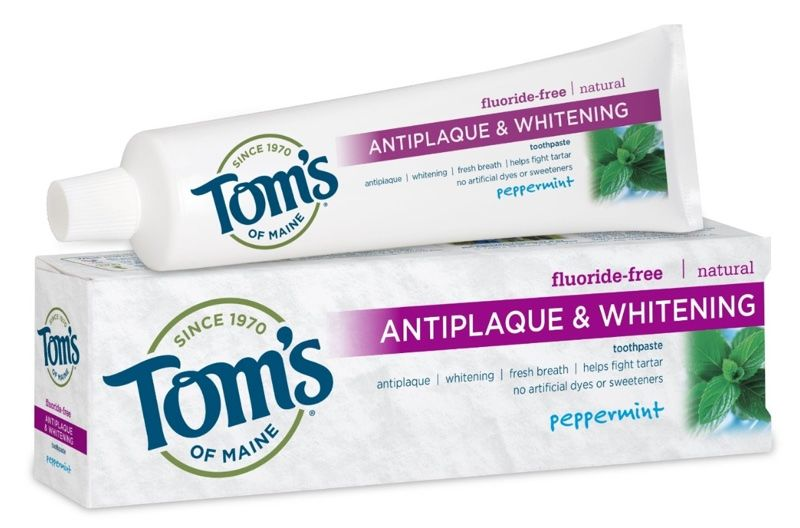 Fully Recyclable Toothpaste Tubes