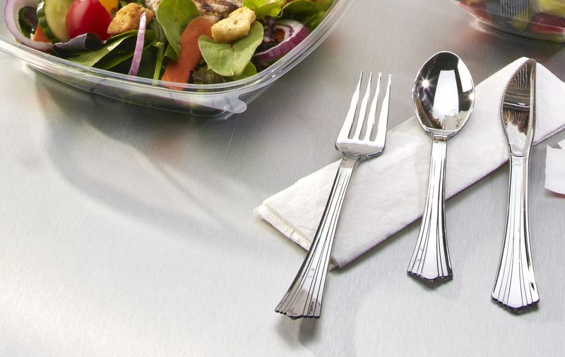 Post-Consumer Recycled Cutlery