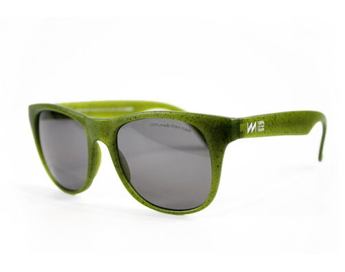 Recycled Trash Sunglases