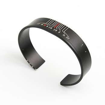 Recycled Camera Bracelets