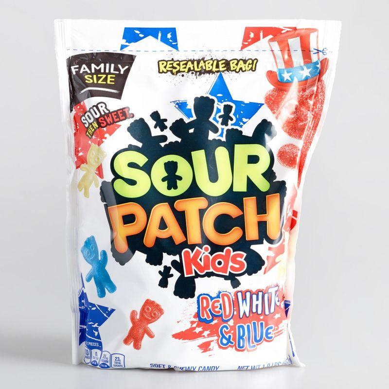 Patriotic Candy Mixes