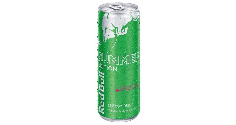 Summery Energy Drink Flavors