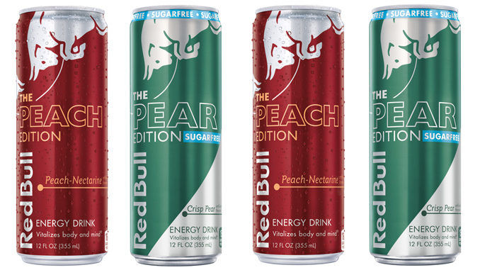 Artisan Flavor Energy Drinks