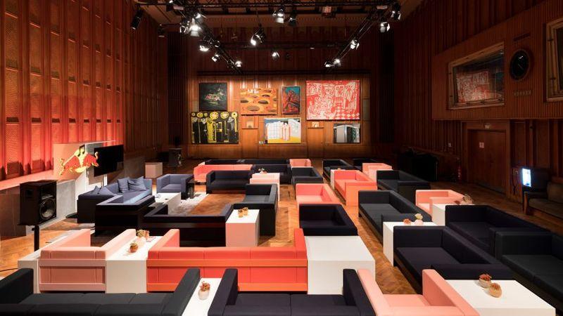 Bauhaus-Style Studio Designs