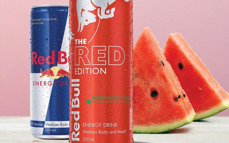 Juicy Watermelon Energy Drinks