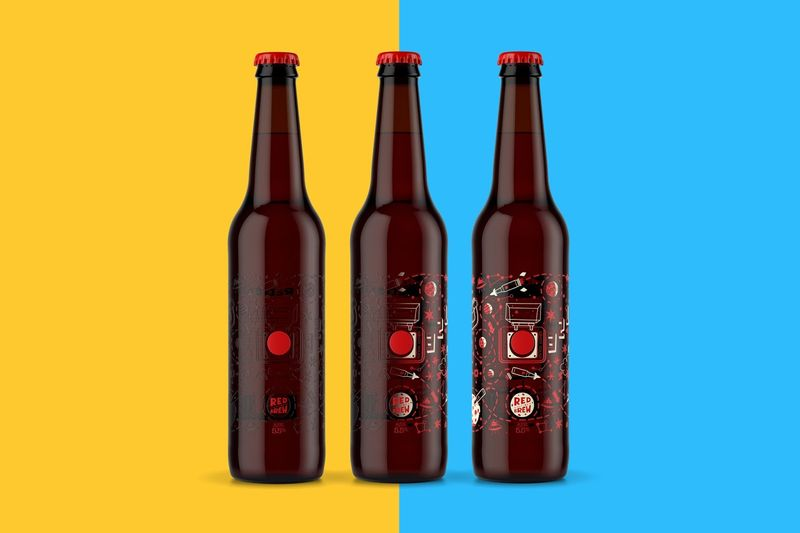 Temperature-Activated Beer Designs