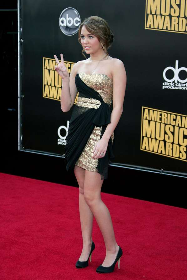 red carpet fashion american music awards 2008