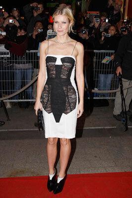See Through Red Carpet Fashion Gwyneth Paltrow S Faux Pas