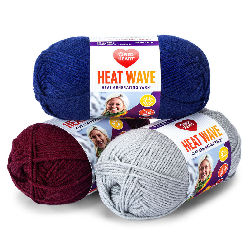 Heat-Generating Yarns