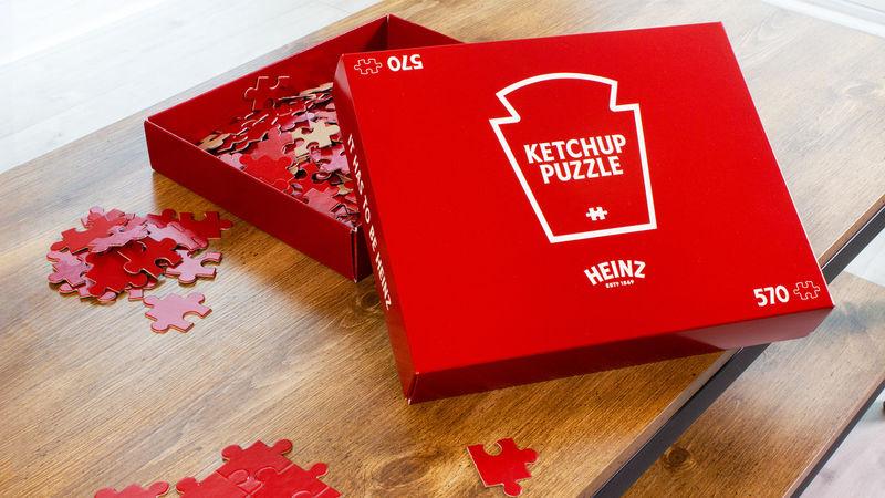 Branded Monochromatic Puzzles
