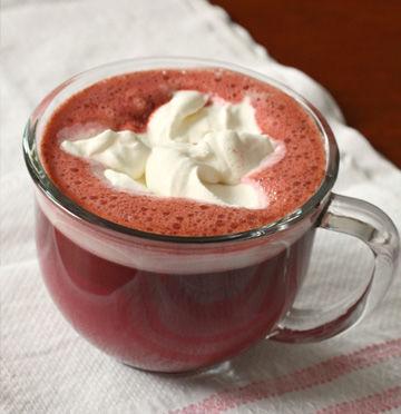 Cake-Inspired Hot Cocoa