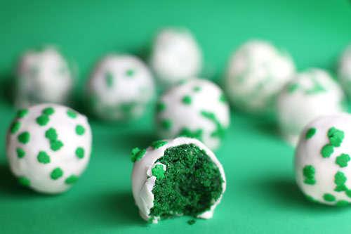 St. Patricks Dessert Reinterpretations