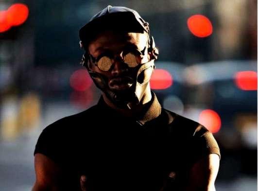 Masked Menswear