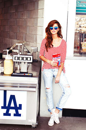 Baseball-Themed Lookbooks