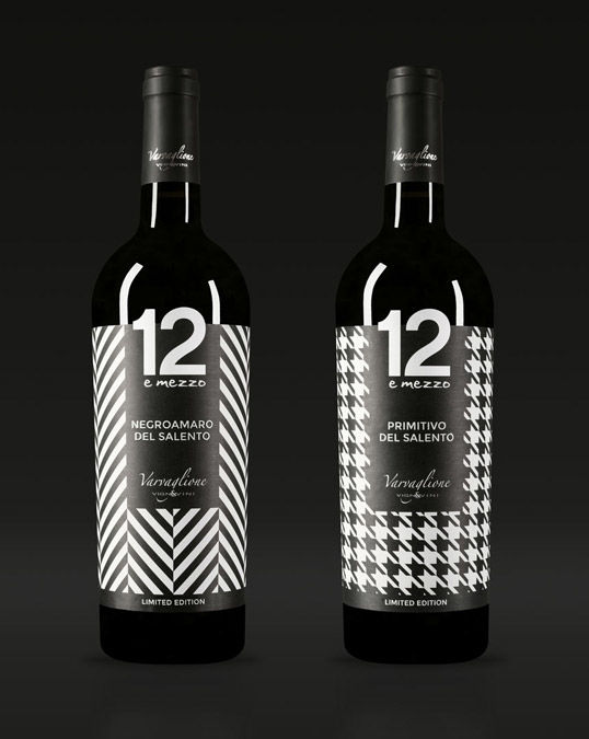 Fashionable Wine Branding